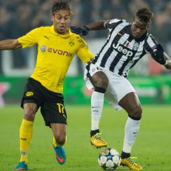 Paul Pogba and Pierre-Emerick Aubameyang are at the center of transfer rumors in Europe.