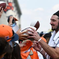 nfl training camp broncos 49ers browns quarterback battles