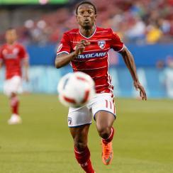 Fabian Castillo's transfer from FC Dallas to Trabzonspor fell apart