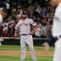 Boston Red Sox Fernando Abad