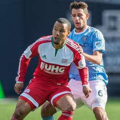 Charlie Davies moves from the New England Revolution to the Philadelphia Union