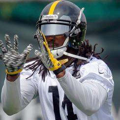 Steelers training camp: Sammie Coates ready to emerge