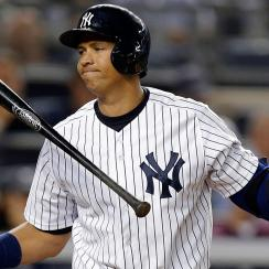 Alex Rodriguez, New York Yankees