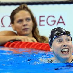 lilly king gold medal breaststroke yulia efimova