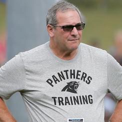 Panthers training camp: Josh Norman, cornerback depth chart on Dave Gettleman's mind