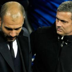 Pep Guardiola and Jose Mourinho renew their coaching rivalry in Manchester