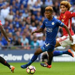 Leicester City winger Demarai Gray could be in story for a breakout season