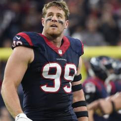 NFL top 100 player ranking snubs, sleepers: J.J. Watt, Cam Newton, Rob Gronkowski