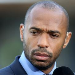 Thierry Henry has criticized Arsenal's transfer business