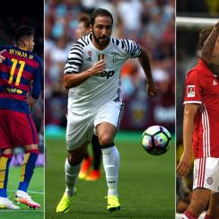 Barcelona, Juventus, Bayern Munich are domestic league and Champions League title favorites once again in 2016-17