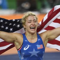 helen maroulis first american woman wrestling gold