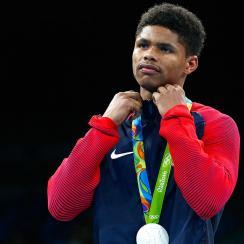 rio olympics boxing shakur stevenson robeisy ramirez gold medal