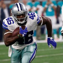 Dallas Cowboys Alfred Morris