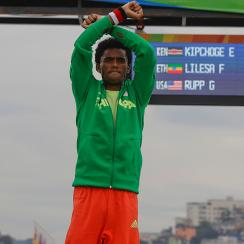 Silver medalist Feyisa Lilesa: If I go back home to Ethiopia, the government will kill me