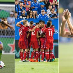 The Seattle Sounders, Chicago Fire and Toronto FC were big winners in MLS Week 24