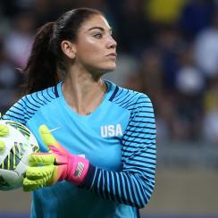 hope solo suspended usa