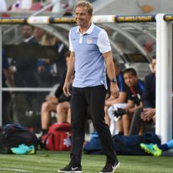 Jurgen Klinsmann and the U.S. men's national team resumes World Cup qualifying next week