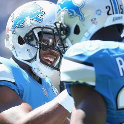 Fantasy football: Ameer Abdullah, Theo Riddick, Doug Baldwin, Michael Floyd advice