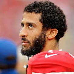 Colin Kaepernick's protest should not be misread as disrespect for military