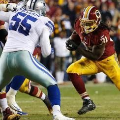 NFC East preview: Redskins, Cowboys, Giants all predicted playoff contenders
