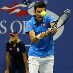 novak djokovic us open tennis results scores live updates