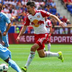 Sacha Kljestan will make his return to U.S. national team camp