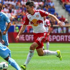 Sacha Kljestan will make his return to U.S. national team camp