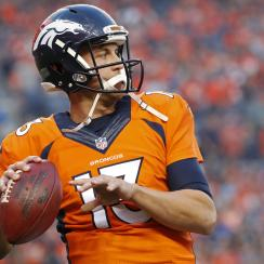 who is broncos trevor siemian