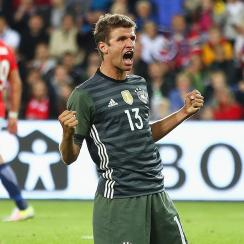 Germany Thomas Mueller
