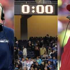 NFL clock management: Andy Reid, Pete Carroll, Bill Belichick all battle late-game strategy