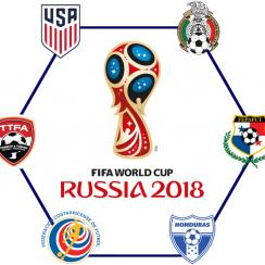 The six nations competing in the CONCACAF World Cup qualifying Hexagonal