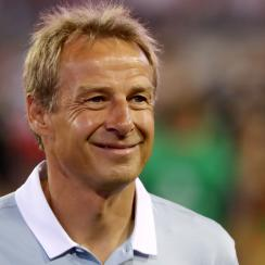 Jurgen Klinsmann and the USMNT have plenty to smile about after reaching the CONCACAF World Cup qualifying hexagonal