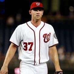 Stephen Strasburg, Washington Nationals