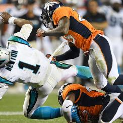 Cam Newton: Darian Stewart hit exposes NFL concussion protocol
