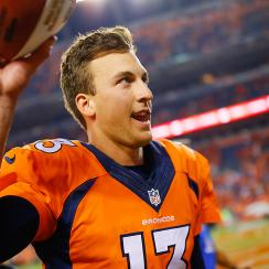 NFL 2016: Trevor Siemian stays calm in Broncos' opening night win vs. Panthers