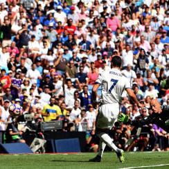 real madrid cristiano ronaldo return goal video