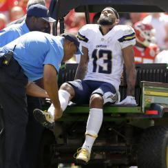 week 1 injury roundup keenan allen brian cushing