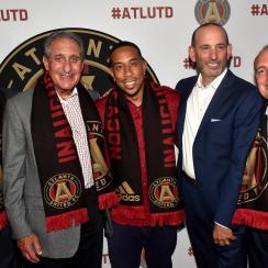 Atlanta United FC will enter MLS in 2017