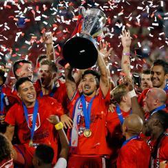 FC Dallas wins the 2016 U.S. Open Cup