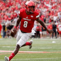 lamar jackson highlights louisville florida state