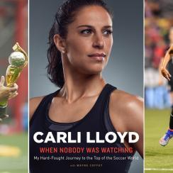 U.S. women's national team star Carli Lloyd tells all in her new book