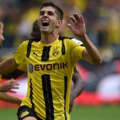 Christian Pulisic is making his mark at Borussia Dortmund