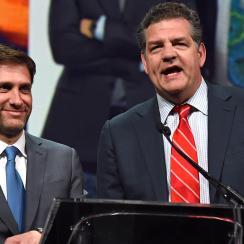 Mike Greenberg & Mike Golic