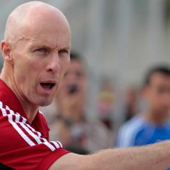 Bob Bradley is the new manager at Swansea City