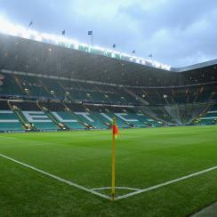 Karamoko Dembele, 13, made his debut for Celtic's U-20 team