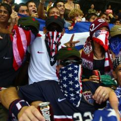 The Cuba Cinco: Five USA fans who traveled to Havana despite a ban on Americans going to Cuba in 2008