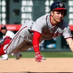 Trea Turner, Washington Nationals