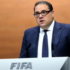 CONCACAF president Victor Montagliani