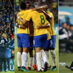 Iceland, Brazil and China all make headlines during World Cup qualifying in October