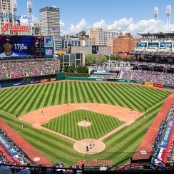 Progressive Field, Cleveland Indians